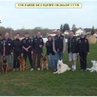 CCVB - Equipe OB 2014